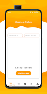 BitoBurn – Bitcoin Cloud Mining For Android 2