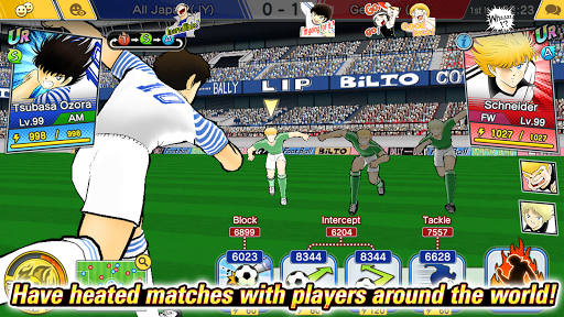 Captain Tsubasa (Flash Kicker): Dream Team  screenshots 2