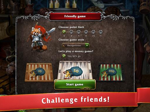 Backgammon Masters Free  screenshots 10