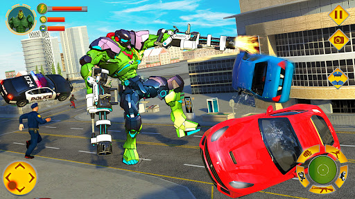 Incredible Monster Hero Robot Battle  screenshots 7