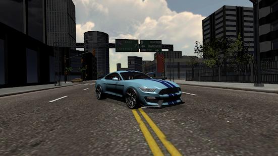 Racing Mustang GT500 Sport 2k21 4.1 screenshots 1
