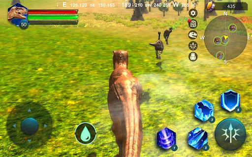 Tyrannosaurus Simulator android2mod screenshots 20