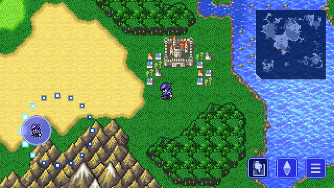 APK FINAL FANTASY IV Pixel Remaster 1.0.1 1