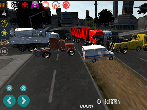 Real Truck Simulator 3D For PC Windows (7, 8, 10, 10X) & Mac Computer Image Number- 5