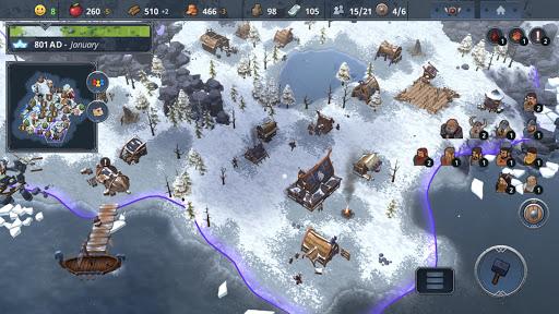 Northgard  screenshots 2