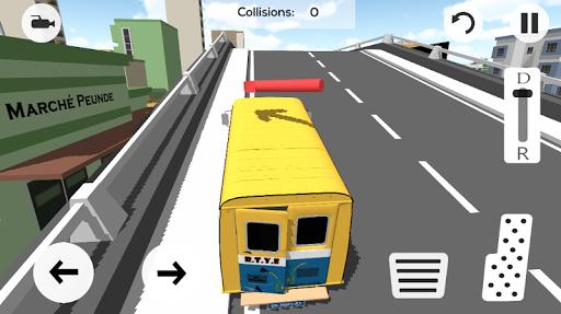 car rapide senegal screenshot 1