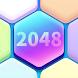 ポッピンヘキサ2048|無料の六角形ブロックパズルゲーム - Androidアプリ