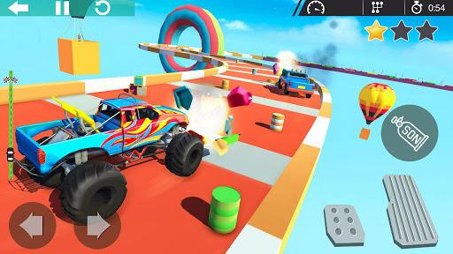 Sports Car Crazy Stunts 2020- Mega Ramp Car Games 4.3 screenshots 2