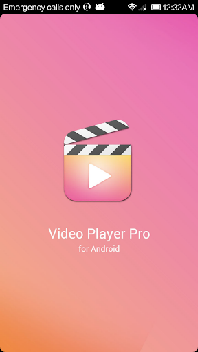 Video Player Pro for Android 6.3 Screenshots 1