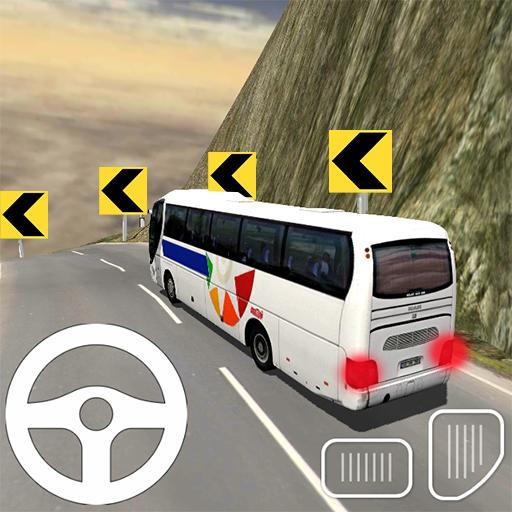 Baixar Spiral Bus Simulator- Coach Free Bus Driving Games para Android