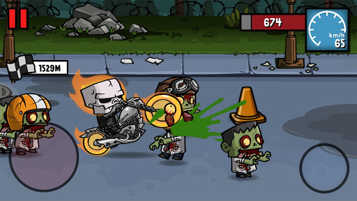 Zombie Age 3HD: Offline Dead Shooter Game screenshots 8