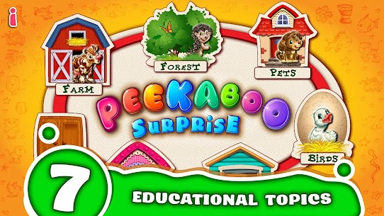 Peekaboo! Baby Smart Games For Pc – Free Download For Windows 7, 8, 10 Or Mac Os X 1