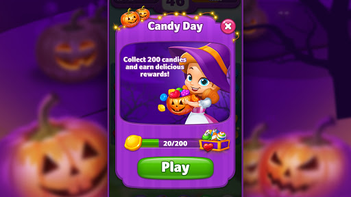 Lollipop: Sweet Taste Match 3 screenshots 8