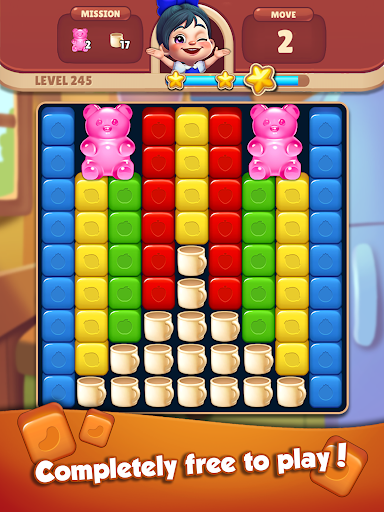 Hello Candy Blast : Puzzle & Relax  screenshots 21