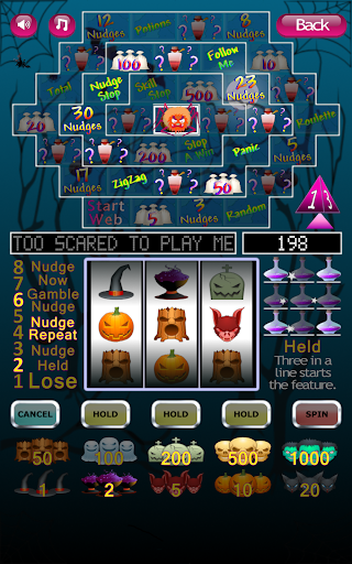 Spooky Slot Machine: Casino Slots Free Bonus Games 2.3.3 10