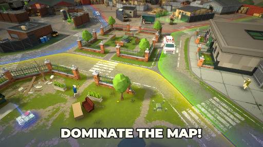 Grand Wars: Mafia City  screenshots 10