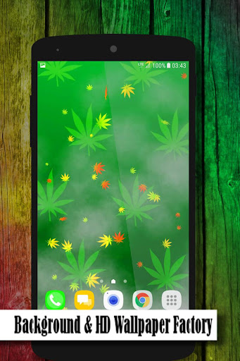 marijuana live wallpaper screenshot 3