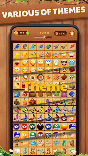 Onet Puzzle - Free Memory Tile Match Connect Game 1.0.2 screenshots 8