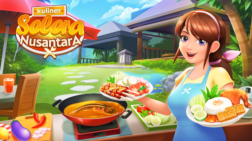 Selera Nusantara : Chef Restaurant Cooking Games 0.1.10.8 screenshots 1