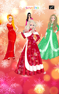 Icy or Fire dress up game 2.5 screenshots 1