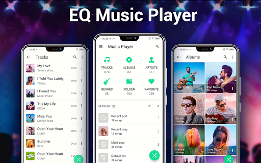 Music Player - MP3 Player  Screenshots 16