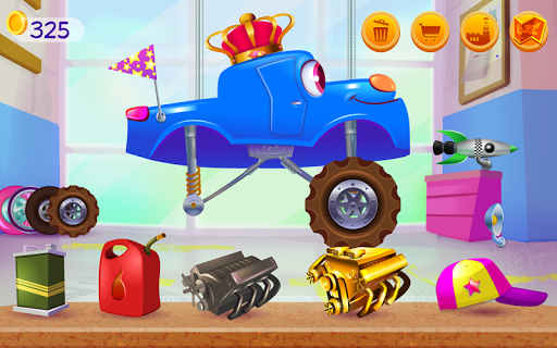 Funny Racing Cars  screenshots 10