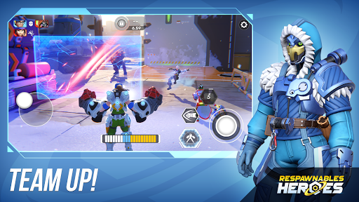 Respawnables Heroes 2.6.1 screenshots 2