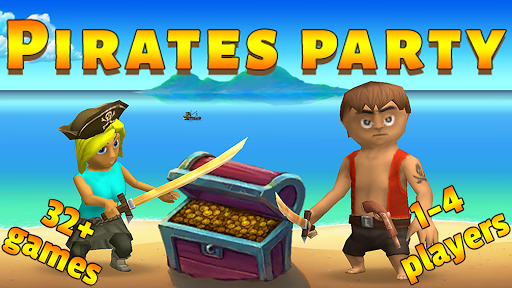 Pirates party: 2 3 4 players modiapk screenshots 1