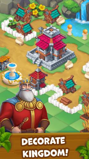 Mergest Kingdom: Merge Puzzle  screenshots 2