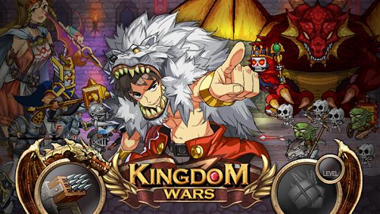 Download Kingdoms War MOD Apk 1.6.5.4 [Unlimited Money/Coins] 4