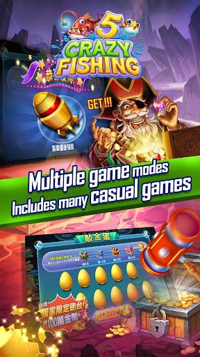 Crazyfishing 5- 2020 Arcade Fishing Game 1.0.3.16 screenshots 2