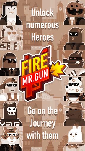 Fire! Mr.Gun 1.0.8 screenshots 6