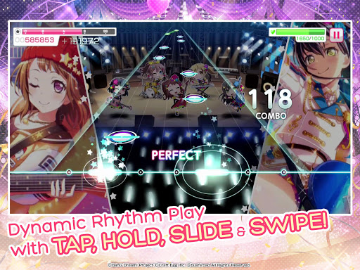 BanG Dream! Girls Band Party! 3.8.2 screenshots 18