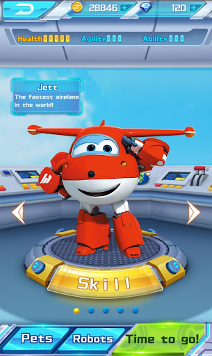 Super Wings : Jett Run screenshots 23