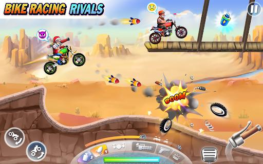 Bike Racing Multiplayer Games: New Dirt Bike Games  screenshots 4