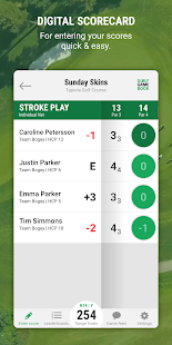 Golf GameBook - Scorecard & GPS Rangefinder ⛳️