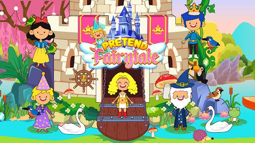 My Pretend Fairytale Land - My Royal Family Game screenshots 3
