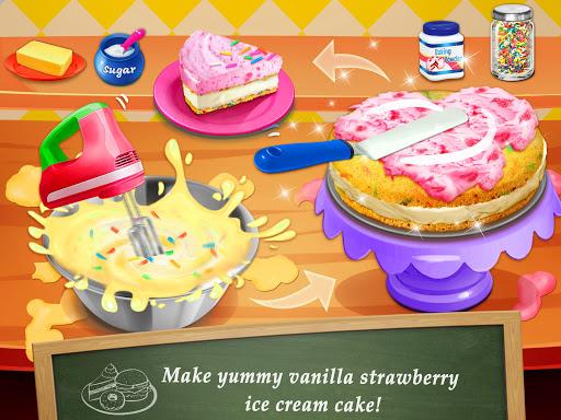 School Lunch Maker! Food Cooking Games 1.8 Screenshots 3