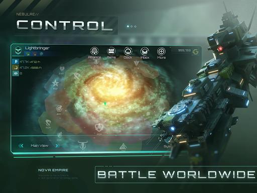 Nova Empire: Space Commander Battles in Galaxy War 2.1.8 Screenshots 2