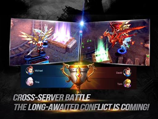 Goddess: Primal Chaos - Free 3D Action MMORPG Game  screenshots 9