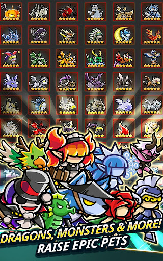 Endless Frontier - Online Idle RPG Game  screenshots 22