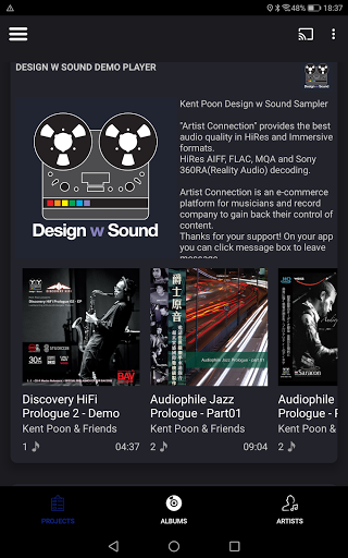 Artist Connection: Discover & Enjoy HQ Music ud83cudfb5 android2mod screenshots 11