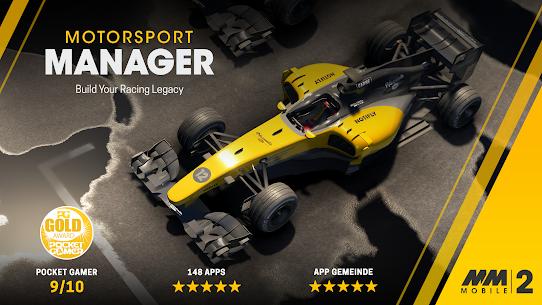 Motorsport Manager Mobile 2 v1.1.3 MOD APK 2