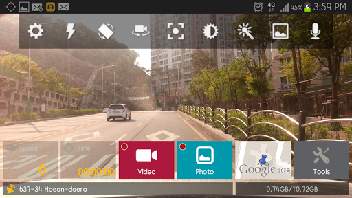 AutoBoy Dash Cam - BlackBox 3.8.2 screenshots 1