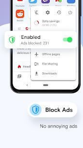 Opera Mini – fast web browser 3
