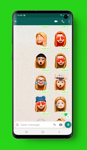 emoji stickers  screenshots 6