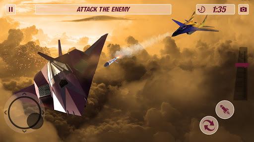 Jet Fighter Pilot Simulator  screenshots 12