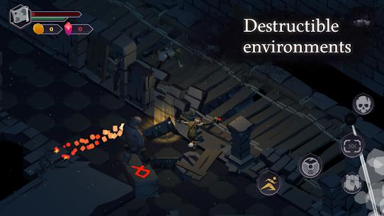 Dread Rune: Roguelike Dungeon Crawler Mod Apk 0.44.7 (God Mode + Unlimited Diamonds) 6