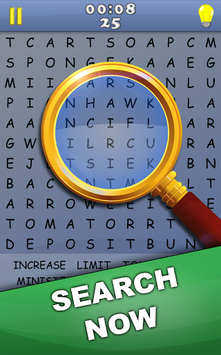 Word Search, Play infinite number of word puzzles  screenshots 16