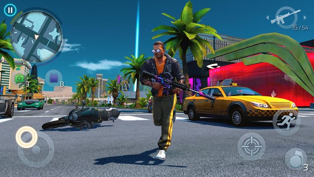 Gangstar Vegas: World of Crime  poster 2